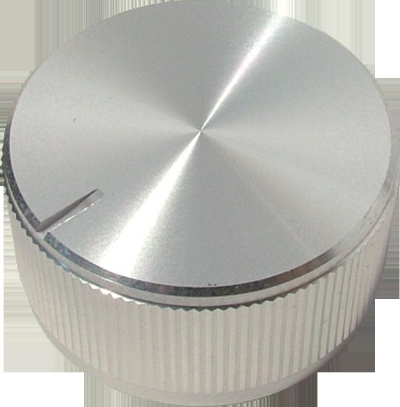 Aluminium Knob